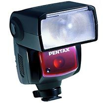 Pentax AF-360 FGZ Autofocus TTL Shoe Mount Flash (Guide No. 119)