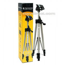 Samsonite 2600 Camera Tripod with Quick-Release Platform