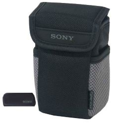 LCS-GENUSKIT & LCS-MSUSKIT Contains Sony Cybershot Case & Memory Stick Case