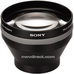 Sony VCL-HG2037Y 37mm 2.0x High-grade Telephoto Conversion Lens