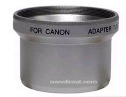 Conversion Lens Adapter For Canon Powershot S2/S3/S5IS