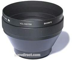 Sony VCL-HG1758 58mm 1.7x High Grade Telephoto Converter Lens