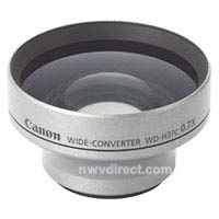 Canon WD-H37C Wide-Converter Lens For Canon Camcorders