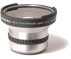 Kenko 0.42x Ultra-Wide-Angle Conversion Lens