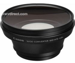 Canon WD-H72 72mm 0.75x Wide Angle Converter Lens (aka WD-72)