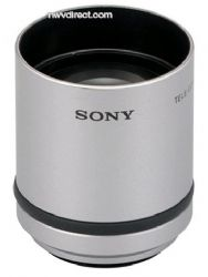 Sony VCL-DH2637 37mm High Grade 2.6x Super Telephoto Conversion Lens