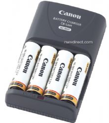 CBK4-300 AA Battery and Charger Kit (Includes 4 AA Batteries)