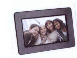 Sunpak 7 Inch Digital Photo Frame - Black