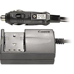 Canon CBC-NB2 Car Battery Adapter for NB-2L or BP-2F12 Batteries