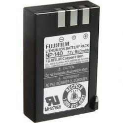 Fujifilm NP-140 Rechargeable Lithium-Ion Battery For Fujifilm Finepix S100FS Digital Camera (7.2 Volt, 1150 Mah)