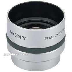 Sony VCL-DH1730 30mm 1.7x Telephoto Conversion Lens for Select Sony Digital Cameras