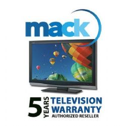 Mack 5 Year TV Warranty - In Home - for TV's (LCD & Plasma over 32