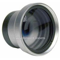 52mm Platinum Series 2X Super Telephoto Lens ** Black Or Chrome Finish**
